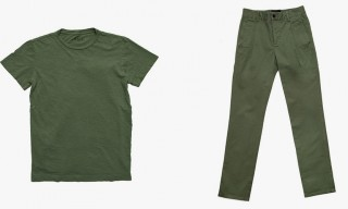 Go Green With Unis Spring/Summer 2014 Basics