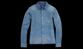 Chimala Show Off Their Denim Skills with the Mix Fabric Shirt