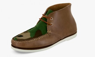 "3 New Styles from ""Made in Maine"" by Eastland and Mark McNairy"