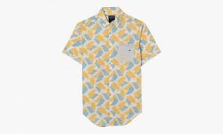 Monsieur Lacenaire Leaf Hawaiian Shirt