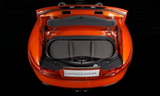 Bespoke Moynat Luggage for Jaguar F-Type Convertible