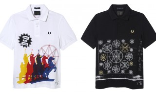 Fred Perry Announce Blank Canvas Collection with British artist Jamie Reid