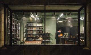 See Nudie Jeans' New Repair Shop in Stockholm