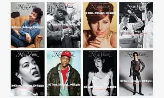 "8 Pop Musicians Cover New York Magazine's Annual ""Yesteryear"" Issue"