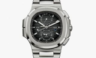 Patek Philippe Nautilus Travel Time Chronograph with Dual Time Zone