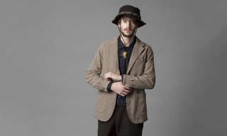 Reconstructed Menswear – Needles Fall/Winter 2014 Lookbook