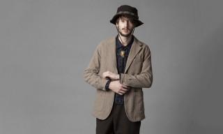 Reconstructed Menswear – Needles Fall/Winter 2014 Lookbook