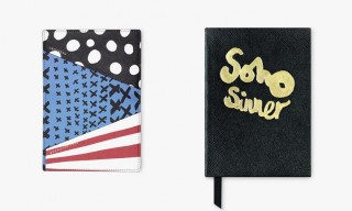 Quentin Jones for Smythson Panama Legacy Collection