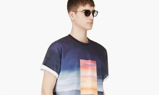 Calvin Klein Collection for SSENSE Exclusive Neoprene Print T