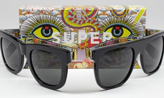 Artist Keiichi Tanaami for SUPER Sunglasses and iPhone Cases