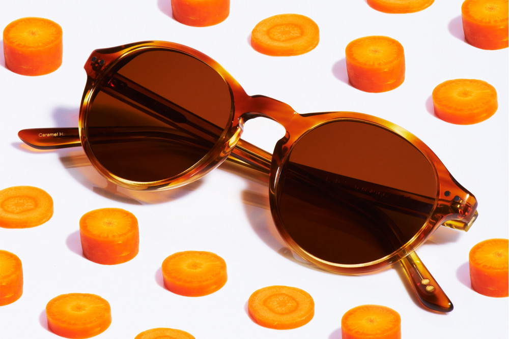 The Gourmand and Ace & Tate Kings and Carrots Sunglasses
