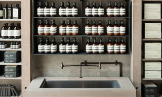 Aesop Opens First Storefront in Osaka, Japan