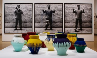 "Preview Ai Weiwei's Largest New York Exhibit, ""According to What?"""