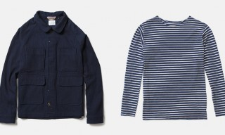 Apolis Create a Full Spring/Summer 2014 Indigo Collection