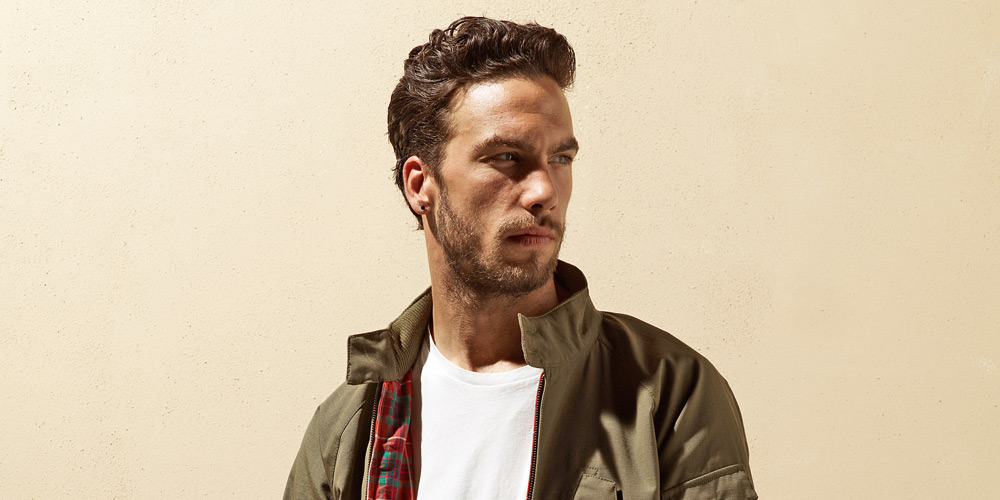 Baracuta Blue Label Spring 2014 Ripstop G9 and G15 Jackets