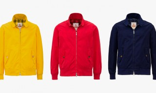 Baracuta Offer 4 Deep Shades with the Garment Dyed Capsule Collection