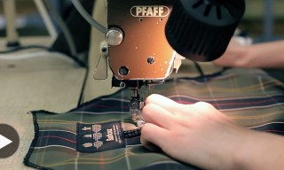 Behind the Scenes at Barbour's South Fields Factory