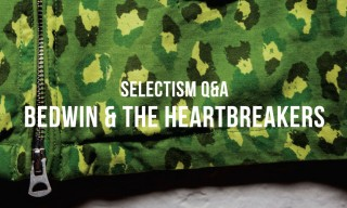 Selectism Q&A | Masafumi Watanabe of Bedwin & The Heartbreakers
