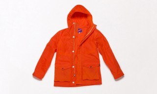 Best Made Company Create the Waxed Anorak in 3 Colors