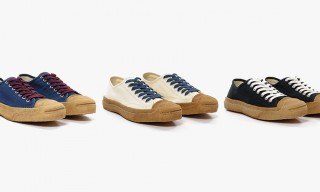 Converse Jack Purcell First String Crepe Collection – 3 Colors