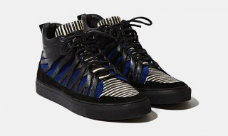 Damir Doma Creates the Complicated Layered Fune Sneaker