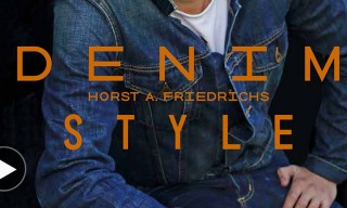"Photographer Horst A. Friedrichs Captures London Denim Fans for Latest Book ""Denim Style"""