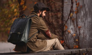 Frank Clegg Fall/Winter 2014 Leather Accessories Lookbook
