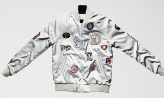 Marc Newson Enters 10 Years with G-Star RAW this Fall/Winter 2014