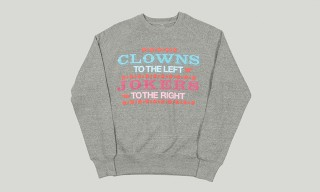 "The House of Garmsville Offers Directions with ""The King"" Sweatshirt – 3 Colors"