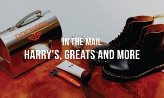 In the Mail | Harry's, Greats and More