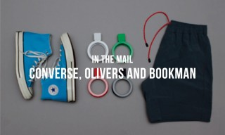 In The Mail | Converse, Olivers and Bookman