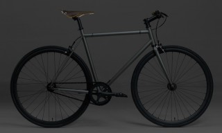 James Perse Designs Single Speed City Cruiser Bike