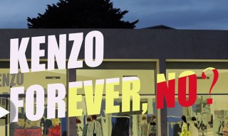 "Carol Lim and Humberto Leon on their ""KENZO FOREVER, NO?"" Exhibition – Hyères"
