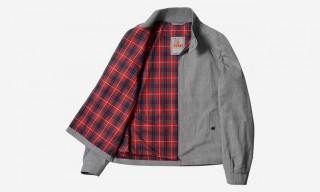 Margaret Howell & Baracuta Continue their Collaboration -The Spring 2014 G3 Jacket