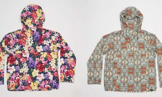 2 Loud Print Pullover Anoraks from Monitaly for Spring/Summer 2014