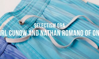 Selectism Q&A | Carl Cunow and Nathan Romano of Onia
