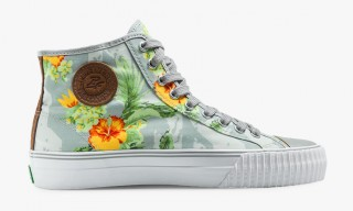 PF Flyers Center Hi Floral Pack