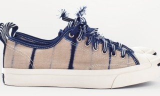 Converse First String Dip-Dyed Shibori Jack Purcell