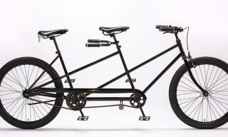 """Shinola Create a One-Off """"Twinn Tandem"""" Schwinn Bicycle"""