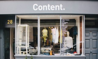 A Look Inside Independent Menswear Retailer – The Content Store, London