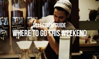 Where to Go This Weekend | April 2014, Week 1