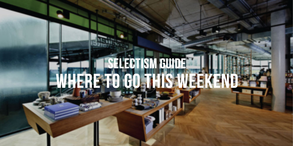 Travel Guide - Where To Go This Weekend April 2014, Week 3