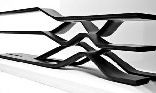 Zaha Hadid Premieres New Marble Furniture Line at Milan Design Week