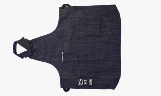 ACF and Denham the Jeanmaker Tailor's Apron for United Arrows & Sons