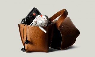 Hard Graft Heritage Leather Box Kit