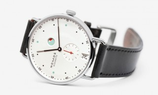 "Mark Braun for Nomos Glashütte ""Metro"" Watch"