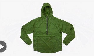 ECOALF and Cool Hunting Limited-Edition Packable Anorak for Earth Day 2014