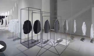 Nendo for COS Installation at Milan's Salone Internazionale del Mobile 2014