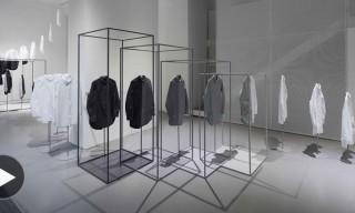 Nendo for COS Installation at Milan's Salone Internazionale del Mobile 2014
