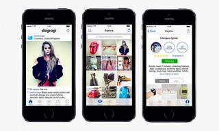 Buy and Sell via an Instagram-Like Timeline with Depop